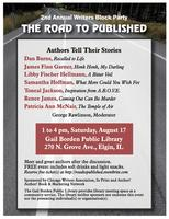 2nd Annual Writers Block Party: The Road to Published