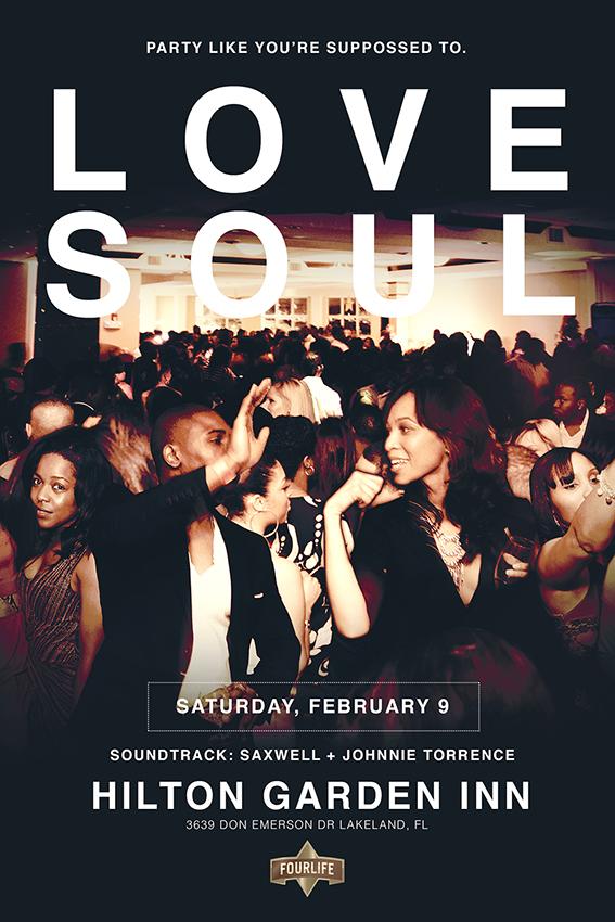 Love Soul Ad