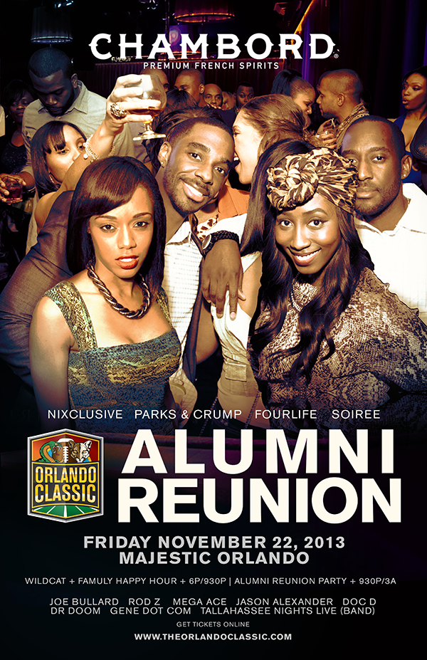 Alumni Reunion Art