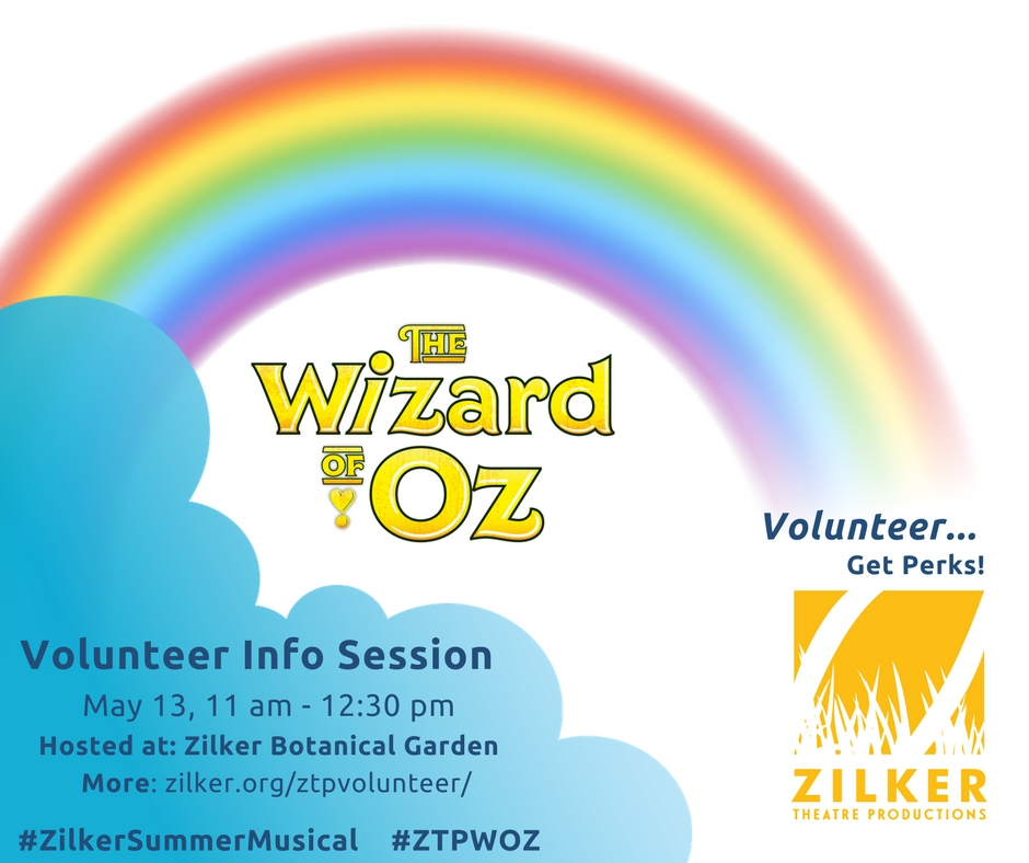 ZTP's Volunteer Info Session on May 13, 2017