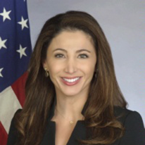 Julia Nesheiwat, Special Presidential Envoy for Hostage Affairs-US Department of State