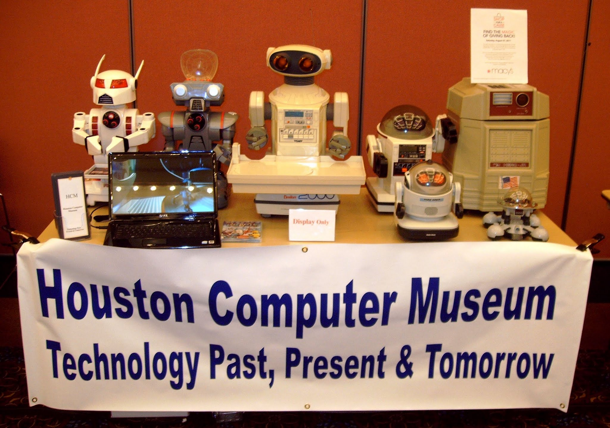 VCF 2.0 Houston Computer Museum