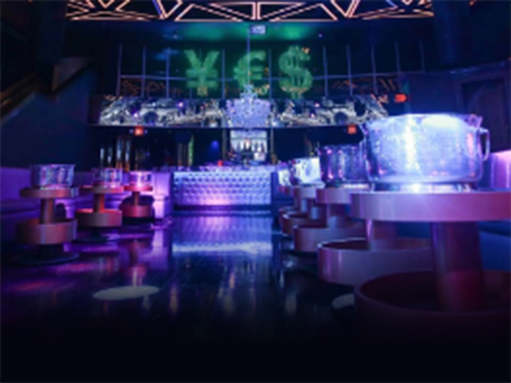 Exchange Interior Miami VIP Party Spring Break