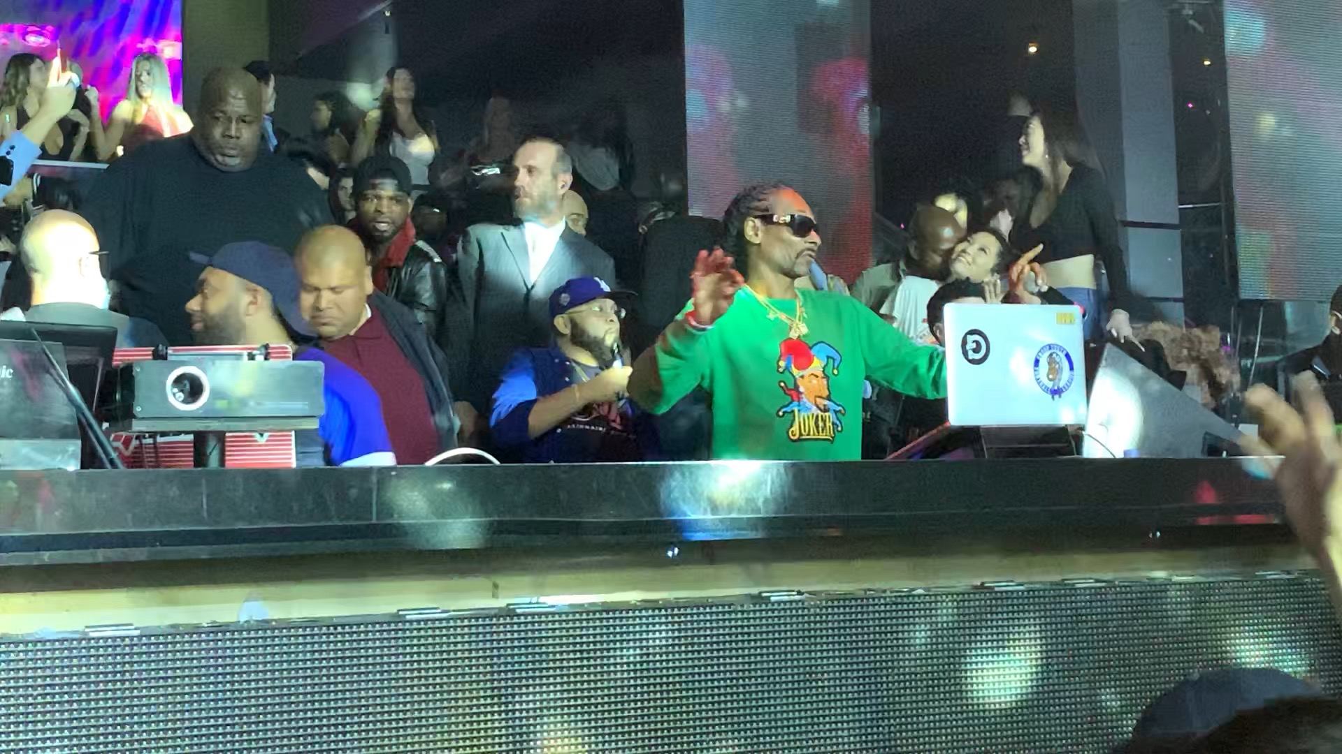 Snoop Doggy Dog LIV Miami Beach Spring Break