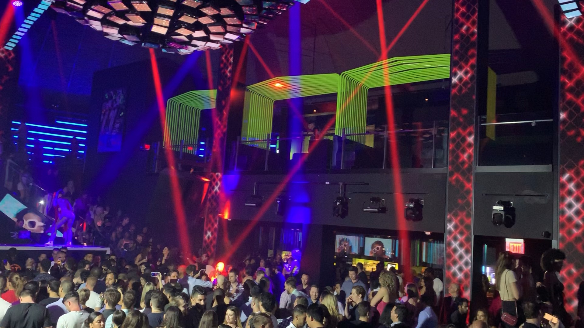 Miami Beach VIP Nightclub