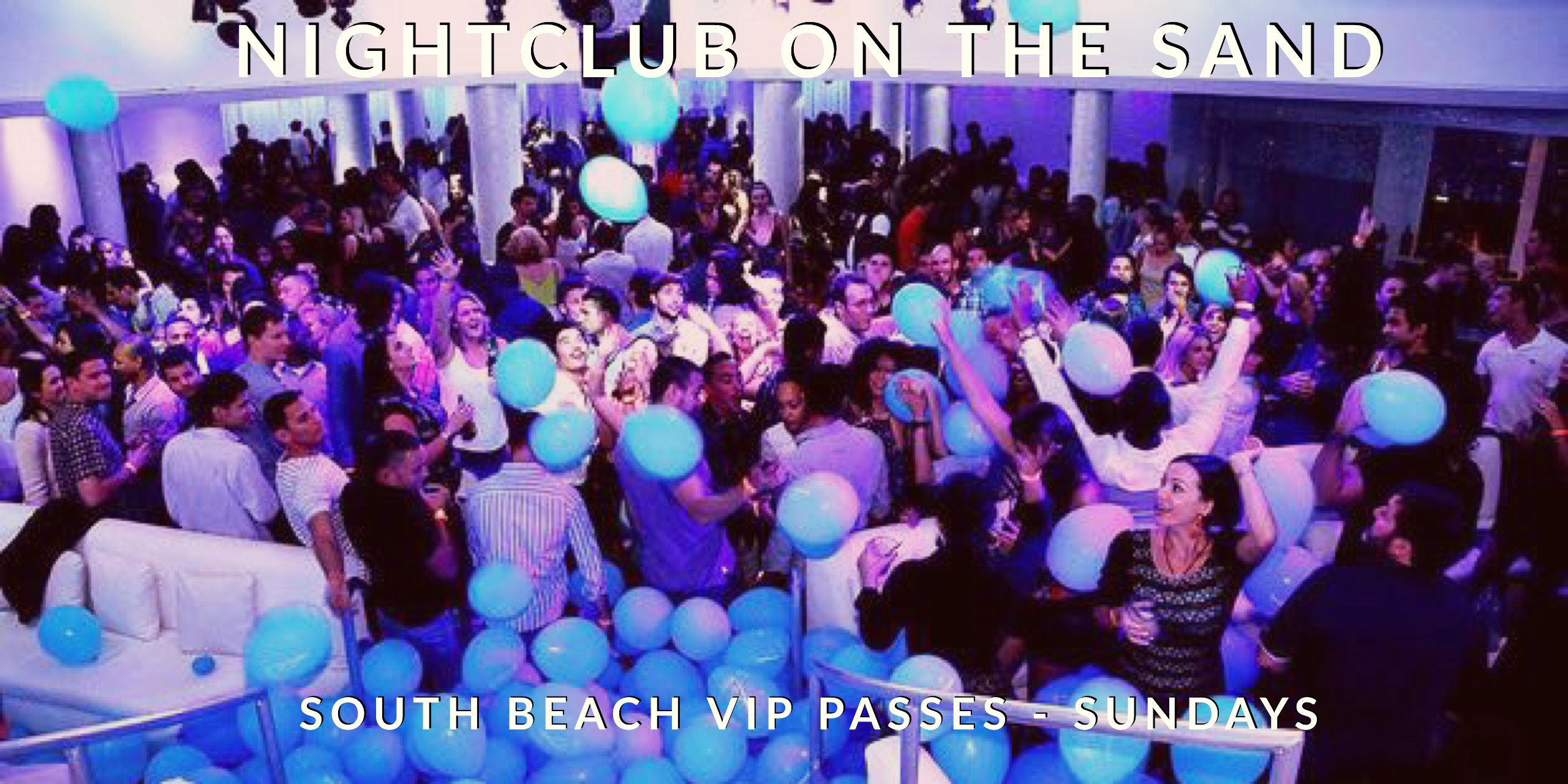 Spring Break Miami Beach VIP Party Nikki Beach Nightclub