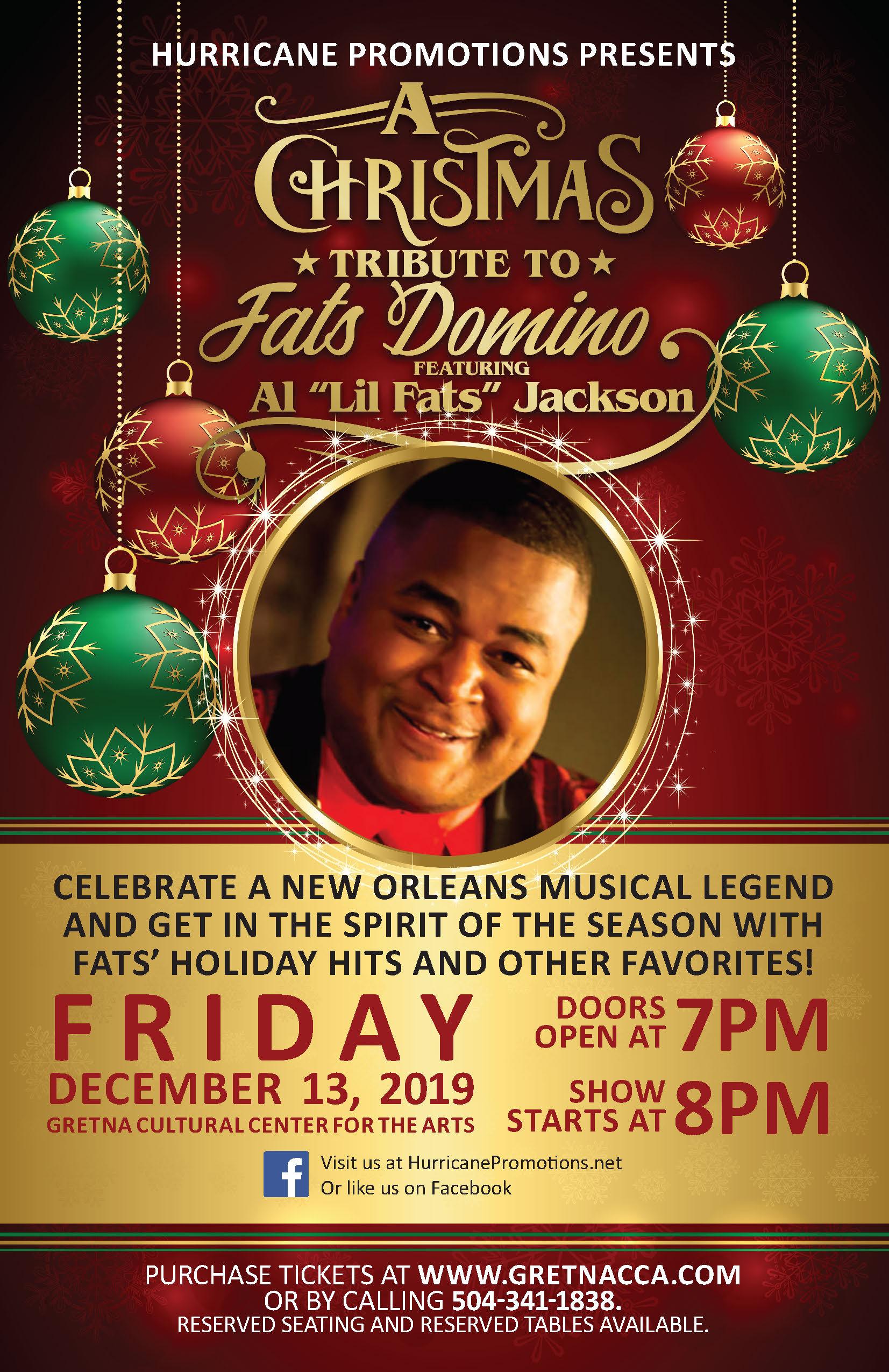 Al Jackson Flyer