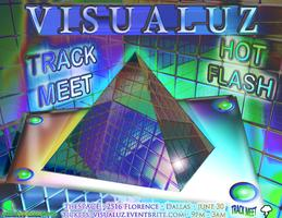 V I S U A L U Z | Track Meet vs Hot Flash | Open Bar