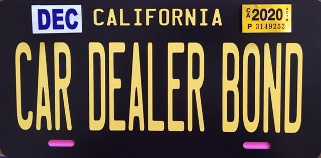 dealer bond