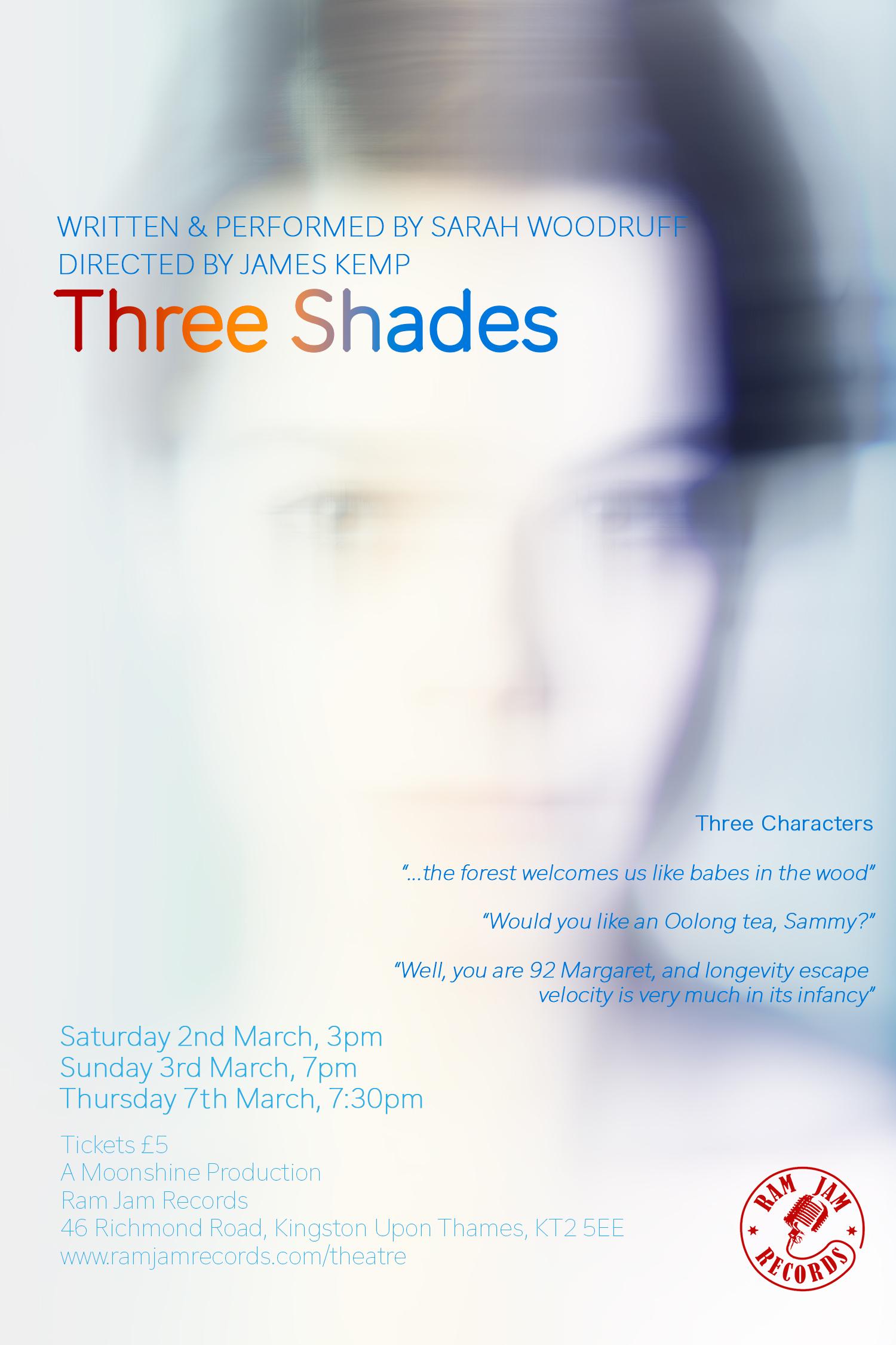 Three Shades Poster