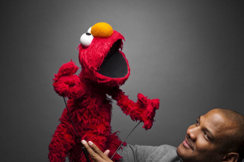 Being Elmo, 12/9