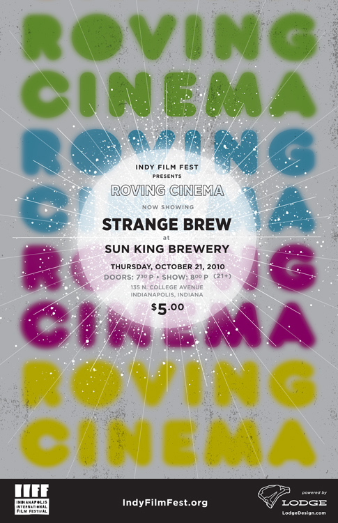 Roving Cinema :: STRANGE BREW