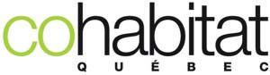Logo Cohabitat Québec