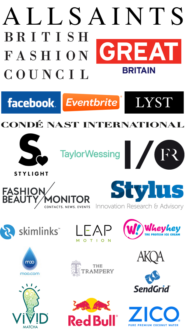 Sponsor Logos Hackathon