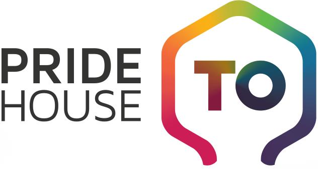 Pride House TO logo