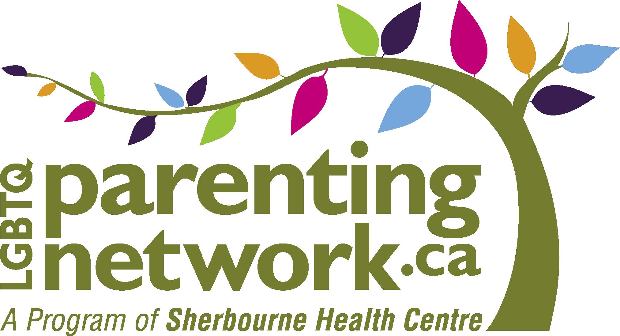 LGBTQ Parenting Network logo