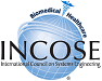 INCOSE Midwest Biomedical & Healthcare Working Group Logo