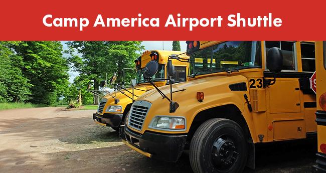 Camp America Airport Shuttle