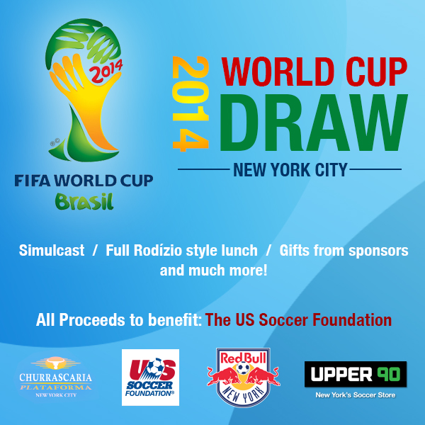 NYC World Cup Draw Event