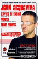 TONIGHT / JOHN ACQUAVIVA (Plus 8 label co-founder with...