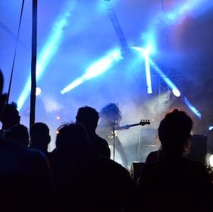 Live Bands Freundetreffen Festival