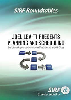Joel Levitt Planning and Scheduling