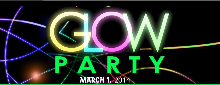 Glow In Dark Party Invitations alesiinfo