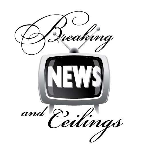 Breaking News and Ceilings logo