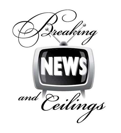 Breaking News and Ceilings logo