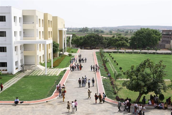 Geethanjali College of Engineering and Technology Campus
