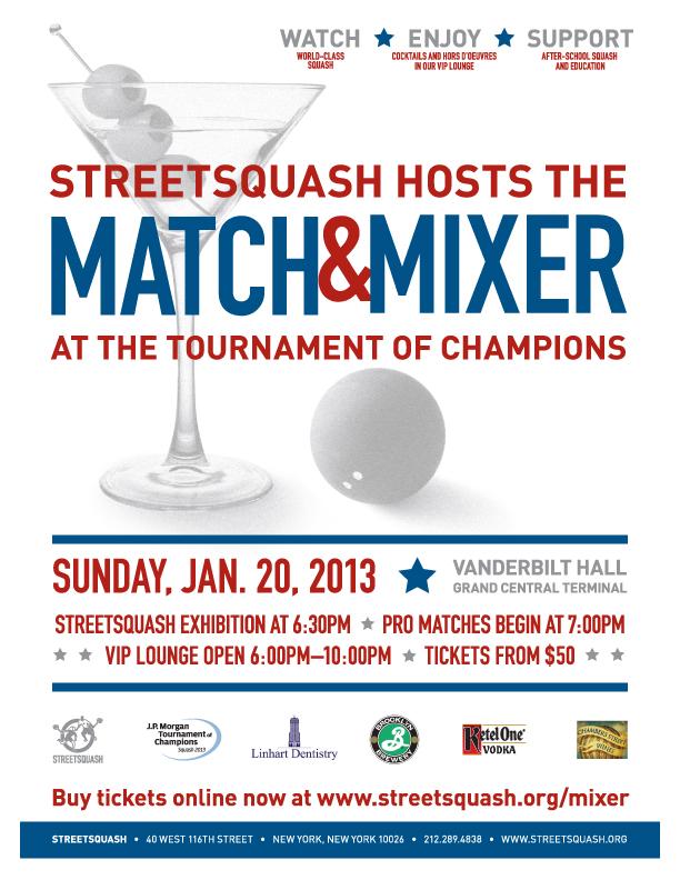 Match & Mixer Logo