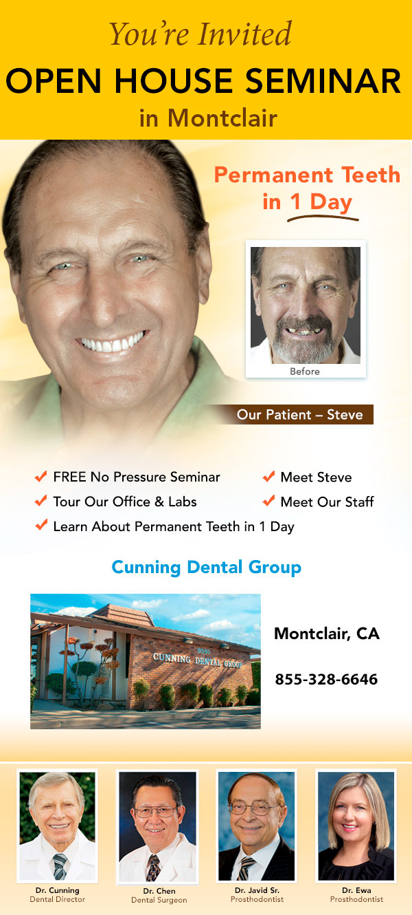 Montclair Permanent Teeth in 1 Day