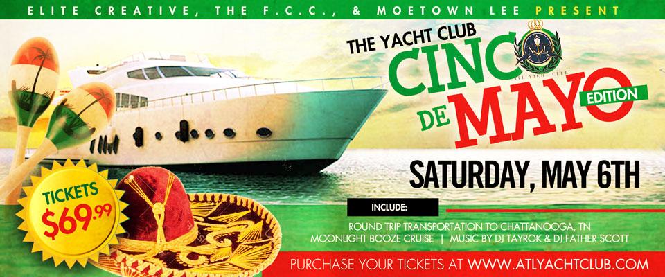 May 6th ATL Yacht Club