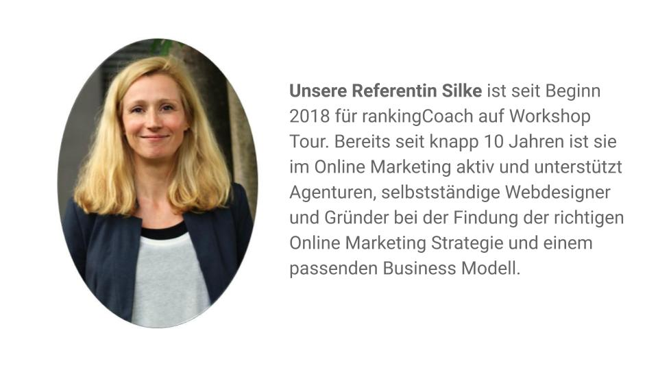 Silke Schmoll, Account Manager
