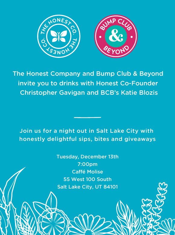 Honest Company Event Salt Lake City