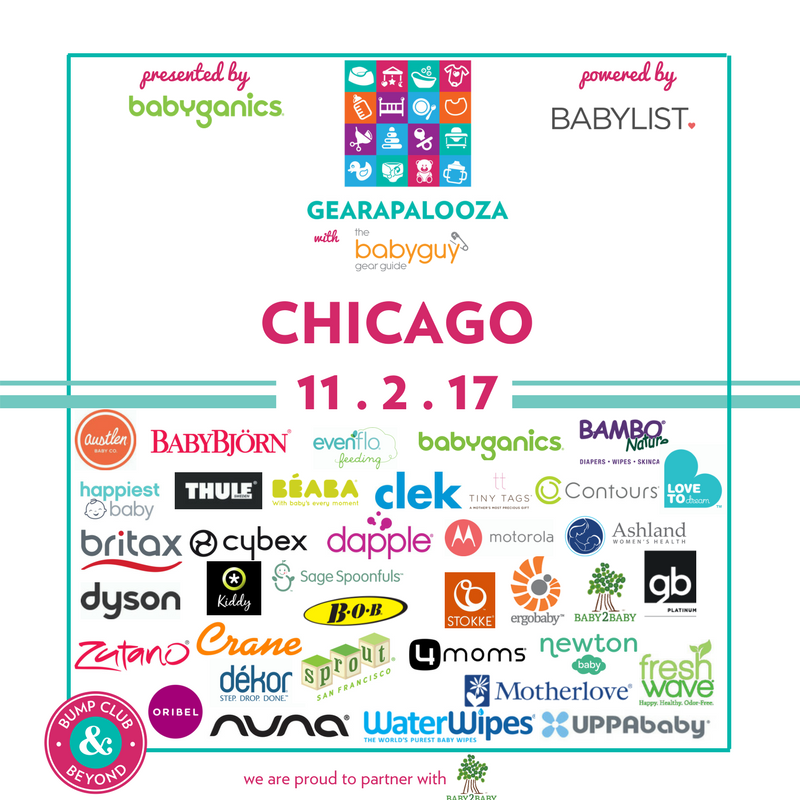 The Ultimate Baby Gear And Registry Event With Bump Club And Beyond And Thebabyguynyc Is Coming To Chicago Join Us For An Evening Filled With
