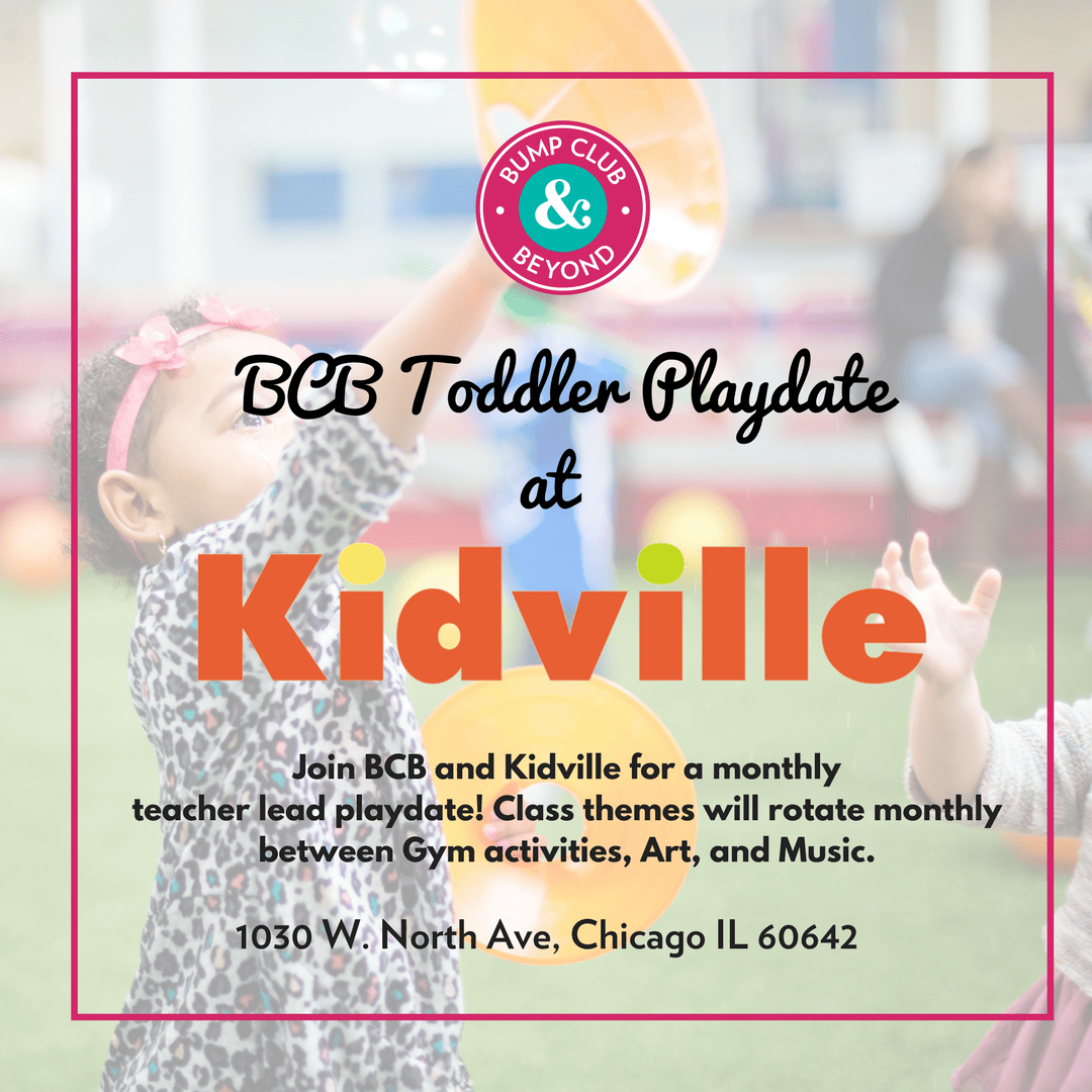 Toddler Playdate at Kidville