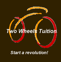 Two Wheels Tuition Logo