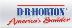 D. R. Horton America's Builder