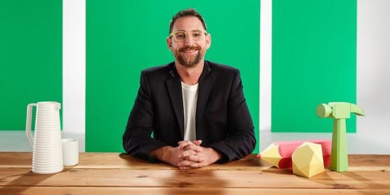 James Hurman, founder and CEO of Storytech