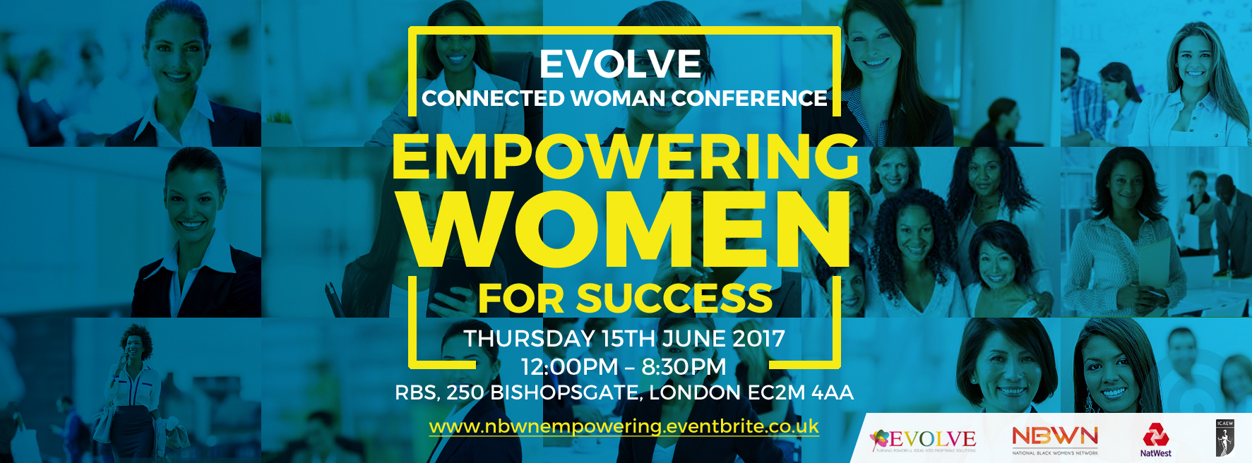 Connected Woman Business Conference