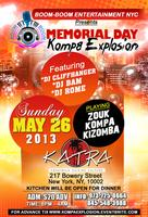 Memorial Day in Manhattan KOMPA EXPLOSION