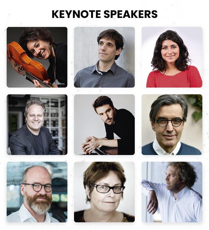 Keynote Speakers 2019