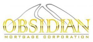 Obsidian Mortgage Corporation Logo