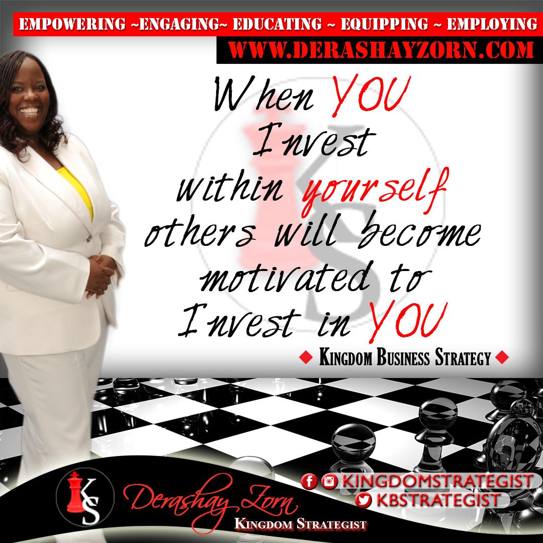 Kingdom Business Strategist Quote