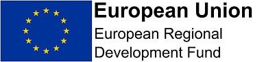 European Regional Development Fund Logo