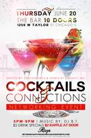 Cocktails and Connections Networking Event