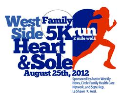 West Side Heart & Sole Family 5k Run / 2 Mile Walk