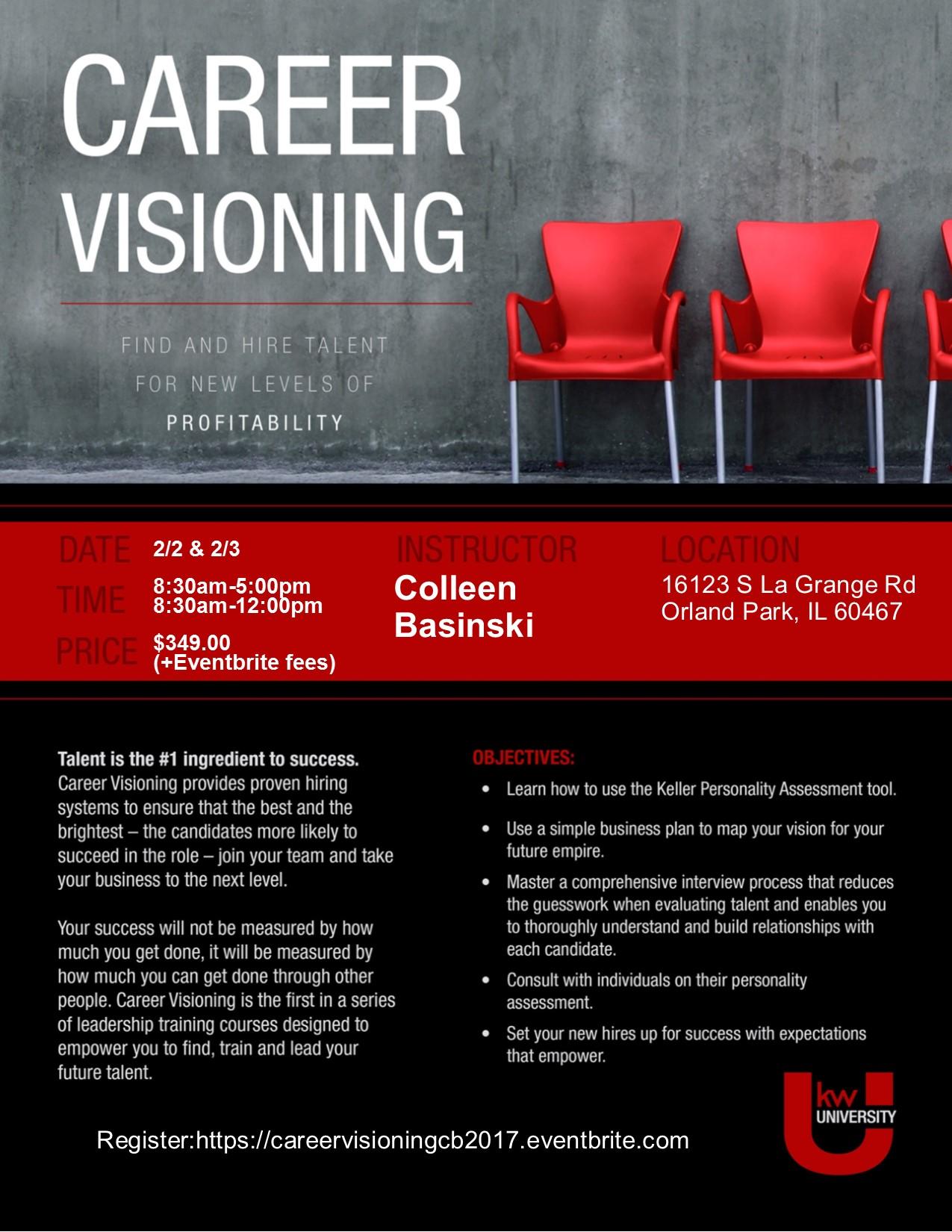 Career Vision 2017