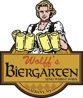 Wolff's Biergarten NEW YEARS EVE Beefsteak.